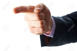 9206817-Photo-of-human-hand-with-forefinger-pointing-aside--Stock-Photo